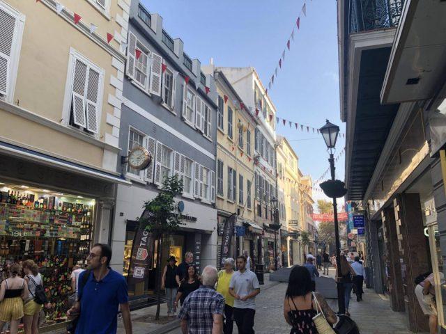 Gibraltar - Main Street.