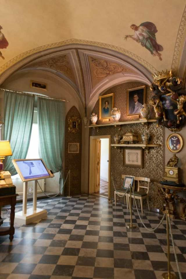 Santa Maria Novella Pharmacy, Florence Italy