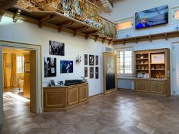 A beautiful room at the Villa