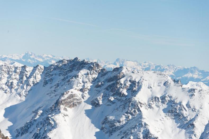 Italian Alps in the Trentino region