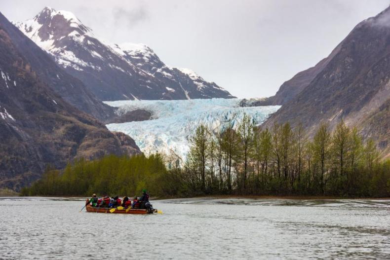 The wilderness of Alaska