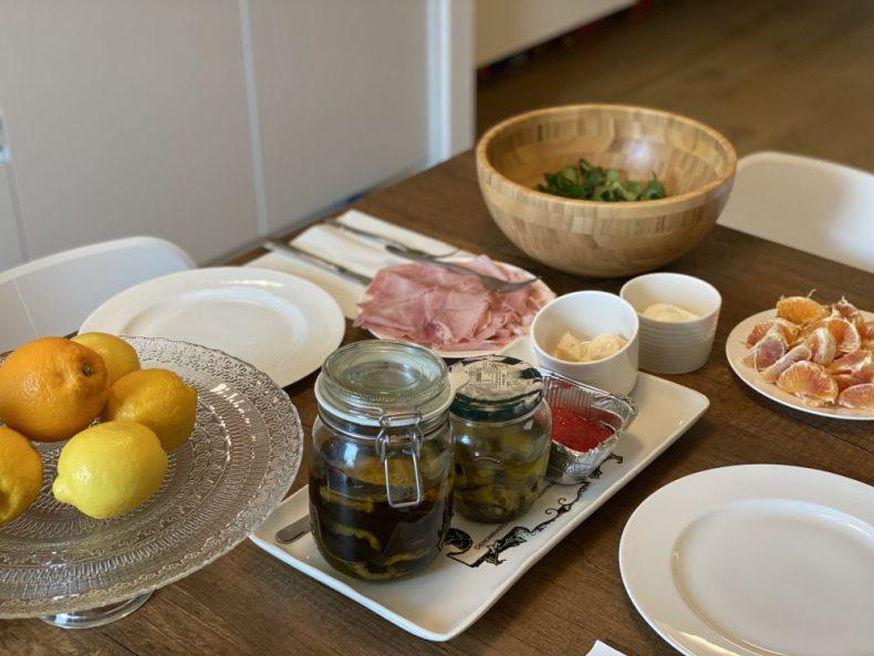 Quarantine Cooking Diet Healthy Living