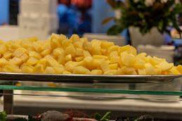 Lunch at the Mercado de La Boqueria