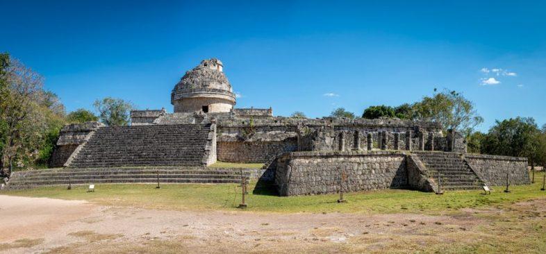 Chichen Itza the Observatory