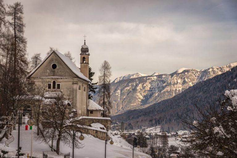 Ossana, Trentino Italy