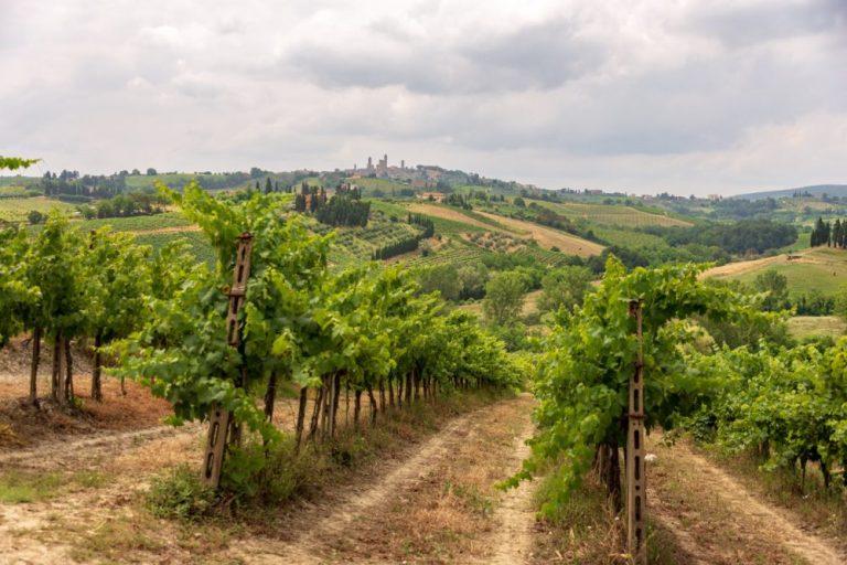 San Gimigniano, Tuscany Italy