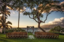 Maui - Wedding in Wailea