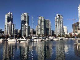 Marinaside Marina, Yaletown Vancouver