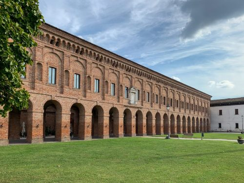 Sabbioneta, Galleria, Mantova, Italy