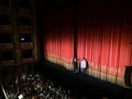Tosca - The Tenor and Soprano