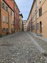 Castelvetro old road