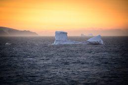 Icebergs in Antarctica - Elephant Island
