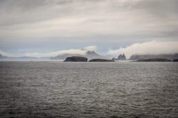 The view from Cape Horn - Leaving South America on our Cruise to Antarctica