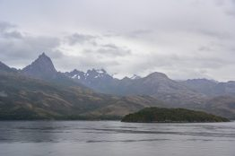 The Magellan Strait Coral Princess: Cruise to South America