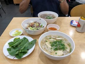 Photos of our Pho on our cruise to asia - in Saigon