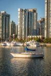 One of the Best Views of The Downtown Core from False Creek
