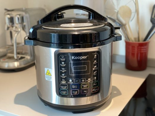 Instapot is great tool to cook quick and healthy meals when quarantined