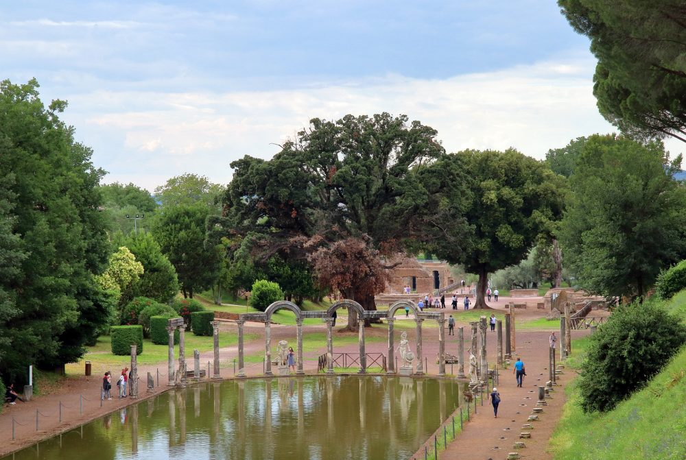 Tivoli Hadrian Villa is one of the Best Roman Archeological Sites Outside Rome