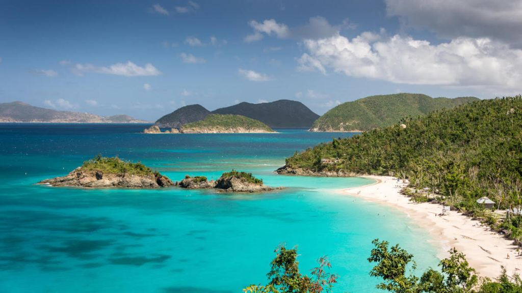 Best Beaches In the World - Trunk Bay Feature