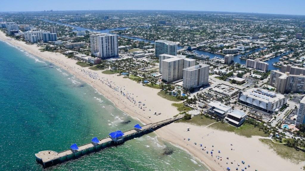 Pompano Beach Florida - A safer travel option