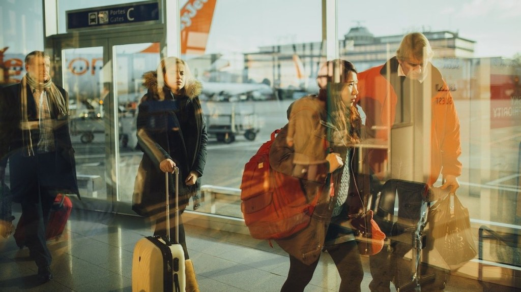 airport passengers facing trends and factors will shape travel in the tourism and hospitality industry in the future after the 2020 covid-19 pandemic