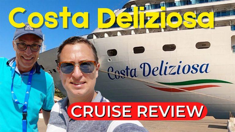 Cruise review of Costa Deliziosa