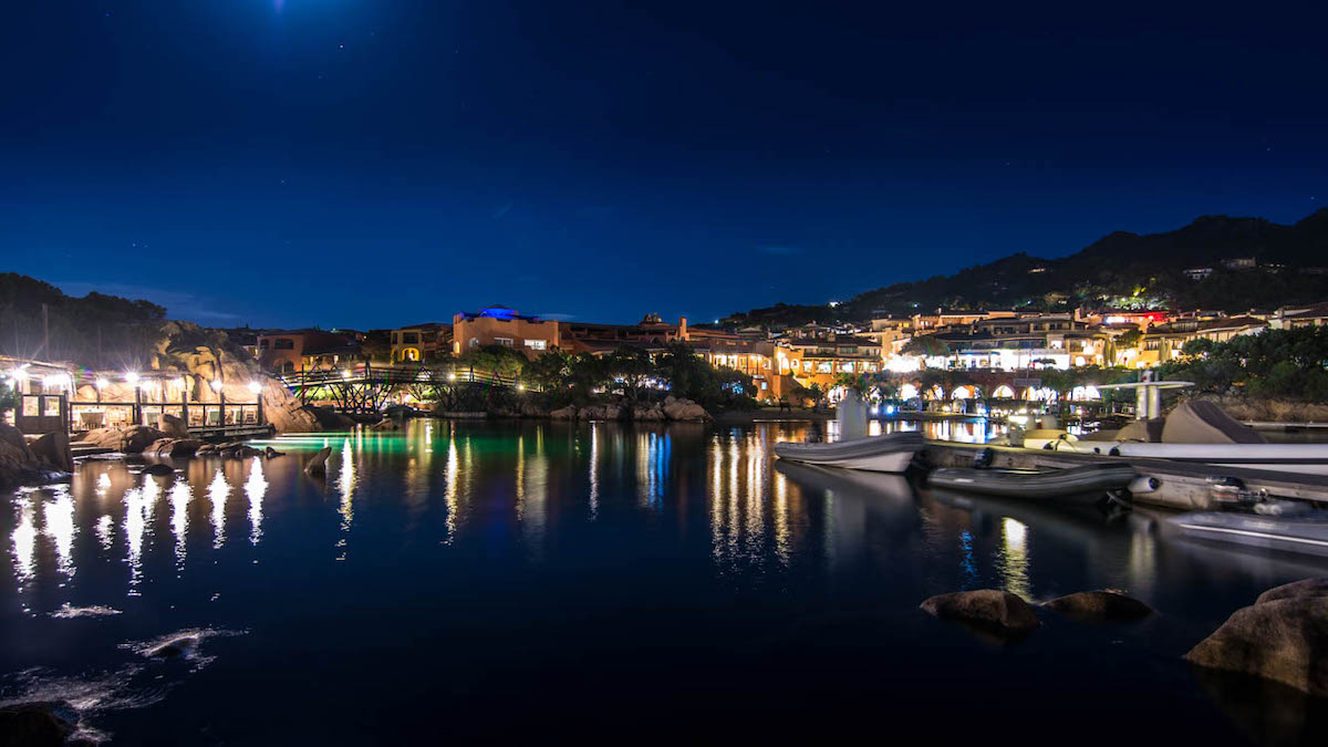 Porto Cervo Sardinia Italy