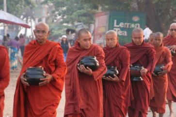 Image result for myanmar monk
