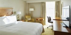 sleeping in london_marriott kensington