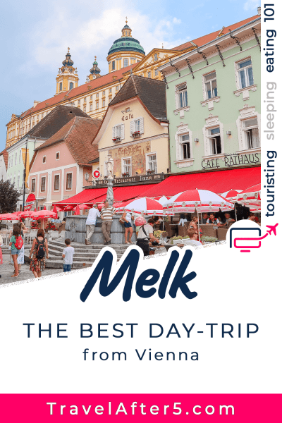 Pinterest Pin_Day-Trip to Melk, by Travel After 5
