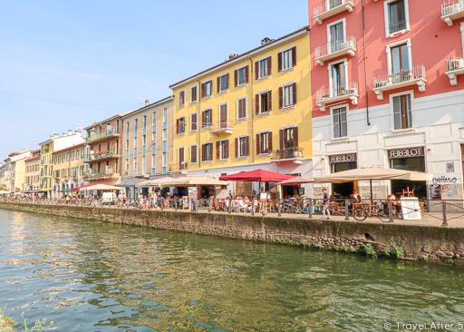 Navigli #2, Milan, Italy