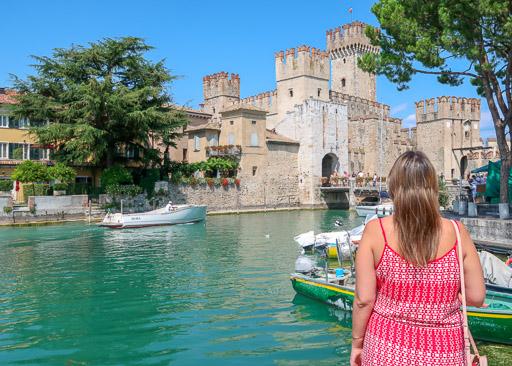 Sirmione, Lake Garda, Italy