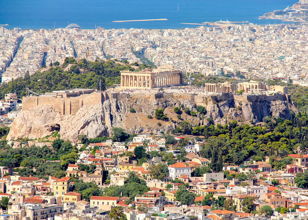 Athens 101: Arriving & Getting Around, by Travel After 5