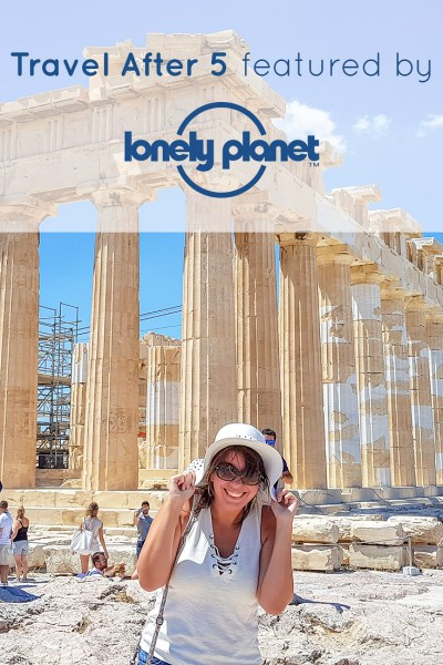 Travel After 5 featured by LonelyPlanet