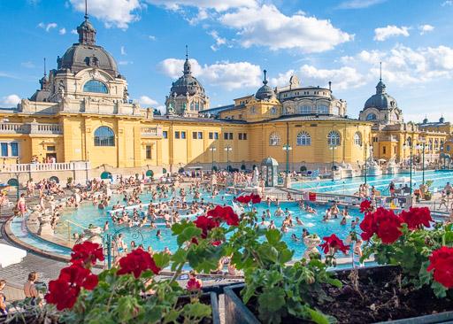 Széchenyi Gyógyfürdő, Budapest