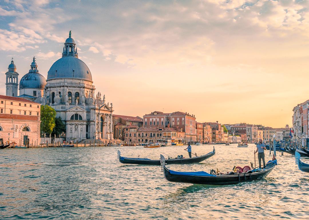 Canal Grande @ Venice
