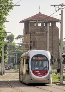 Tram, Florence, Tuscany, Italy