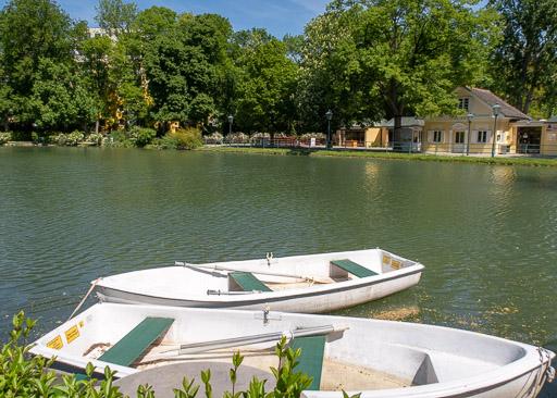 Doblhoffpark, Baden bei Wien, Austria, by Travel After 5