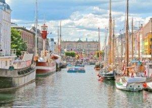 Nyhavn @ Copenhagen, Denmark