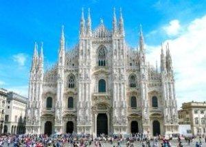 Duomo di Milano @ Milan, Italy