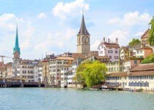 Limmat @ Zurich, Switzerland
