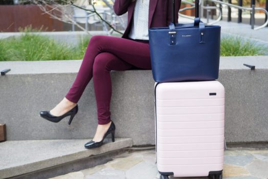 Choosing Luggage for the Business Traveler