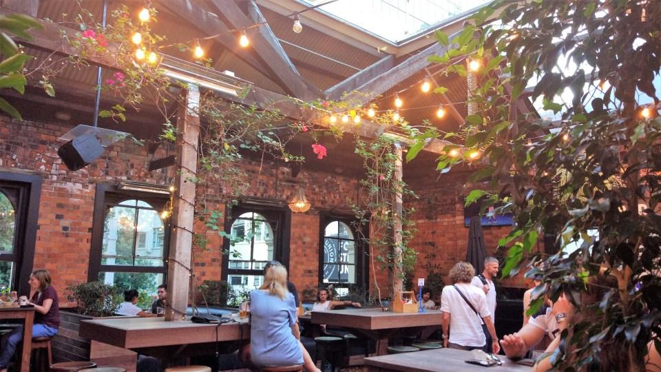 Auckland Fort Street Union Bar