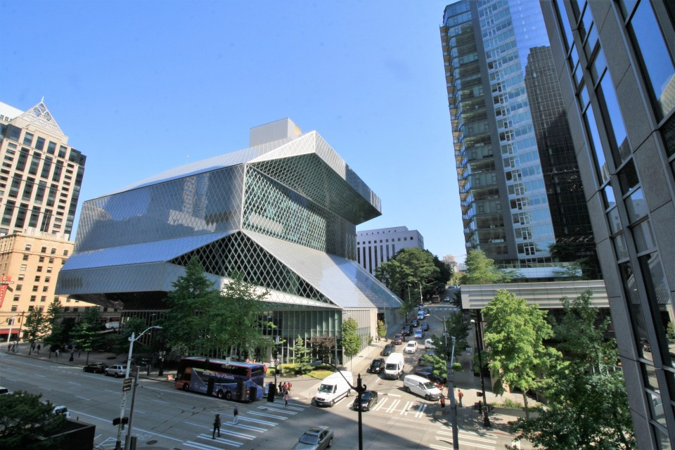 Seattle Public Library After Five