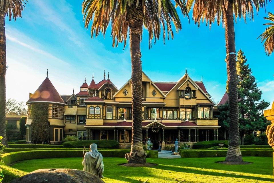 San Jose Winchester Mansion