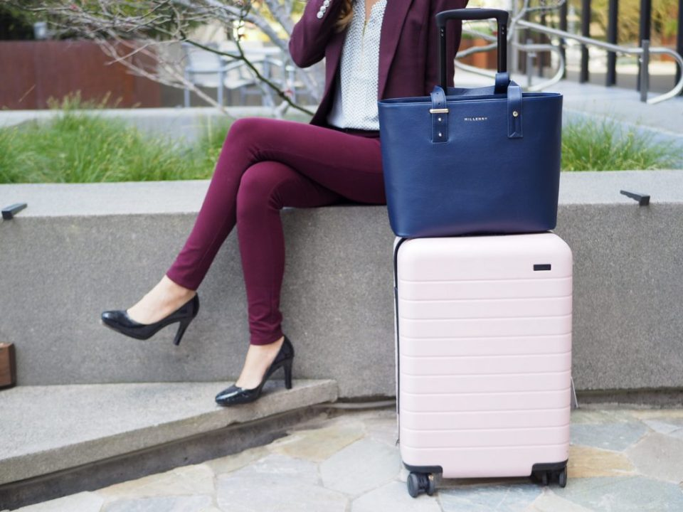 MILLENNY Brera Tote on Luggage