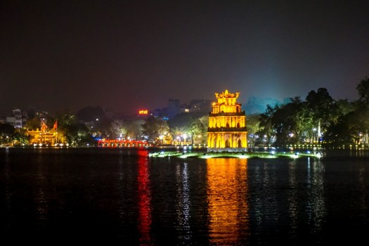 Hanoi Vietnam After Five