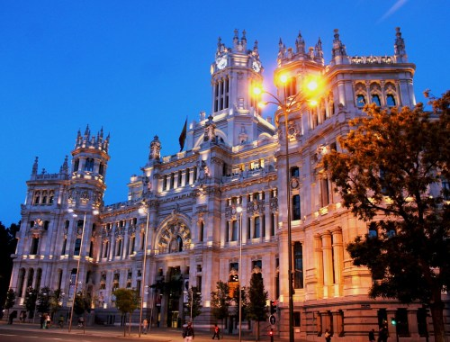 Madrid After Five