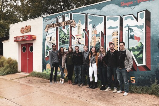 Formula 1 Austin Group Trip Itinerary