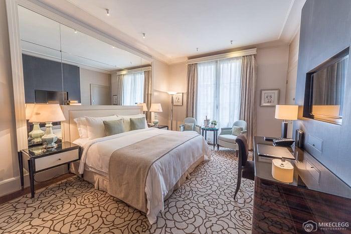 Quarto Luxo em Hotel